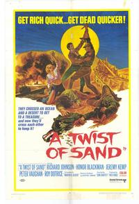 Twist of Sand - 11 x 17 Movie Poster - Style A