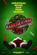 A Very Harold & Kumar Christmas - 11 x 17 Movie Poster - Style B