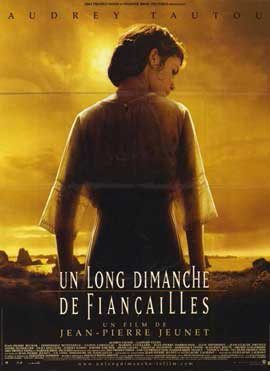 A Very Long Engagement - 11 x 17 Movie Poster - French Style A