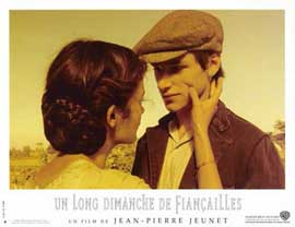 A Very Long Engagement - 11 x 14 Poster French Style B