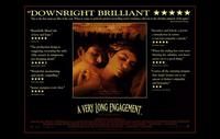 A Very Long Engagement - 11 x 17 Movie Poster - UK Style A
