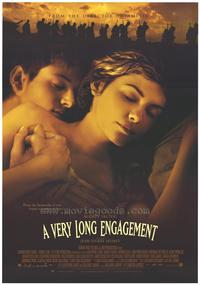 A Very Long Engagement - Movie Poster - 24 x 36 - Style A