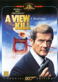 A View to a Kill - 27 x 40 Movie Poster - Danish Style A