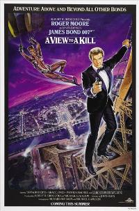 A View to a Kill - 43 x 62 Movie Poster - Bus Shelter Style C
