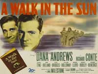 A Walk in the Sun - 11 x 17 Movie Poster - Style B