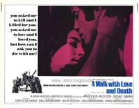 A Walk With Love and Death - 11 x 14 Movie Poster - Style A