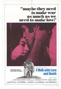 A Walk With Love and Death - 11 x 17 Movie Poster - Style A