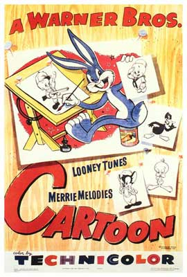 A Warner Brothers Cartoon - 27 x 40 Movie Poster - Style A