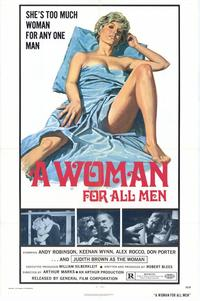 A Woman For All Men - 27 x 40 Movie Poster - Style A