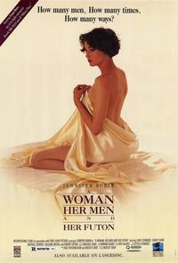 A Woman, Her Men and Her Futon - 11 x 17 Movie Poster - Style A