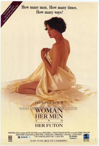 A Woman, Her Men and Her Futon - 27 x 40 Movie Poster - Style A