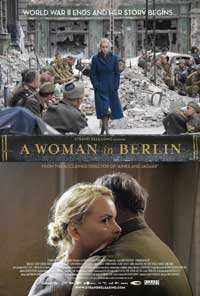 A Woman in Berlin - 11 x 17 Movie Poster - Style A