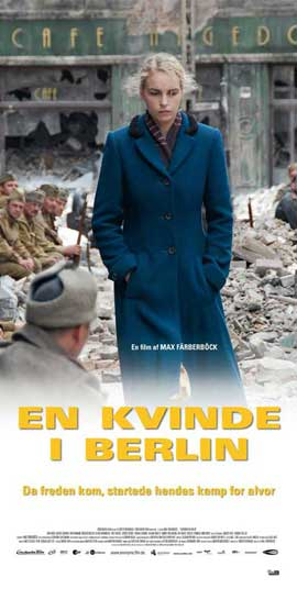 A Woman in Berlin - 20 x 40 Movie Poster - Denmark Style A
