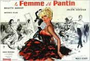 A Woman Like Satan - 11 x 17 Movie Poster - French Style A