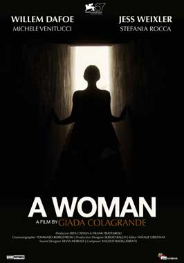 A Woman - 43 x 62 Movie Poster - Bus Shelter Style A