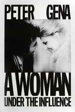 A Woman Under the Influence - 11 x 17 Movie Poster - Style E