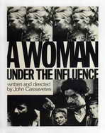 A Woman Under the Influence - 11 x 17 Movie Poster - Style F