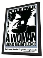 A Woman Under the Influence - 27 x 40 Movie Poster - Style A - in Deluxe Wood Frame