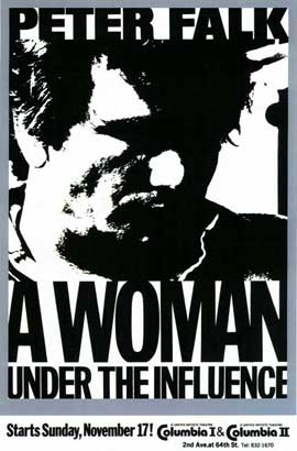 A Woman Under the Influence - 11 x 17 Movie Poster - Style A