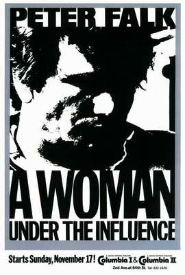 A Woman Under the Influence - 27 x 40 Movie Poster - Style A
