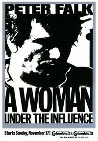 A Woman Under the Influence - 43 x 62 Movie Poster - Bus Shelter Style A