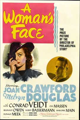 A Woman's Face - 27 x 40 Movie Poster - Style A