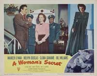A Woman's Secret - 11 x 14 Movie Poster - Style C