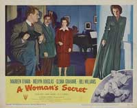 A Woman's Secret - 11 x 14 Movie Poster - Style E