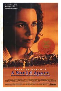 A World Apart - 27 x 40 Movie Poster - Style B