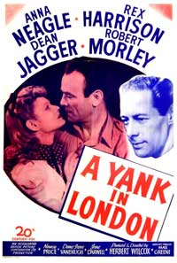 A Yank in London - 11 x 17 Movie Poster - Style A