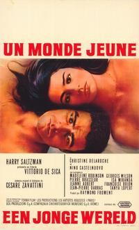A Young World - 11 x 17 Movie Poster - Belgian Style A