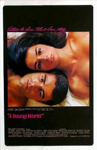 A Young World - 27 x 40 Movie Poster - Style B