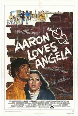 Aaron Loves Angela - 27 x 40 Movie Poster - Style A