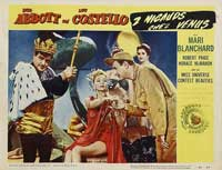 Abbott and Costello Go to Mars - 11 x 14 Movie Poster - Style A