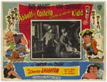 Abbott and Costello Meet Captain Kidd - 11 x 17 Movie Poster - Spanish Style A