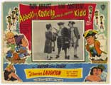 Abbott and Costello Meet Captain Kidd - 27 x 40 Movie Poster - Spanish Style C