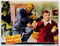 Abbott and Costello Meet Frankenstein - 11 x 14 Movie Poster - Style B