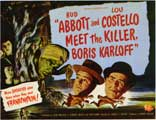 Abbott & Costello Meet the Killer, B.Karloff