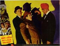 Abbott & Costello Meet the Killer, B.Karloff - 11 x 14 Movie Poster - Style B