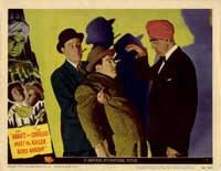 Abbott and Costello Meet the Killer, Boris Karloff - 11 x 14 Movie Poster - Style A