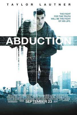 Abduction - 11 x 17 Movie Poster - Style D