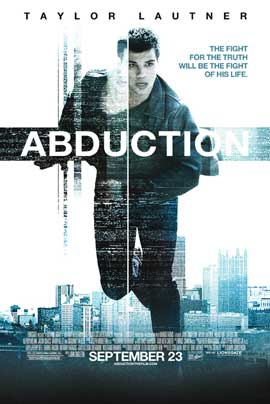 Abduction - 43 x 62 Movie Poster - Bus Shelter Style C