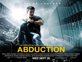 Abduction - 11 x 17 Movie Poster - UK Style A