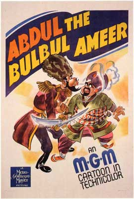 Abdul the Bulbul Ameer - 11 x 17 Movie Poster - Style A