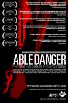 Able Danger - 11 x 17 Movie Poster - Style B