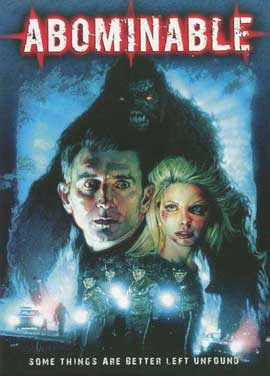 Abominable - 11 x 17 Movie Poster - Belgian Style A
