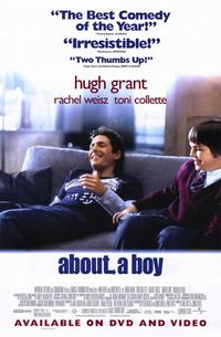 About a Boy - 11 x 17 Movie Poster - Style D