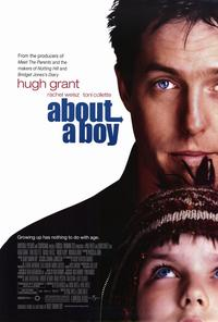 About a Boy - 27 x 40 Movie Poster - Style A