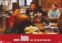 About a Boy - 11 x 14 Poster German Style C