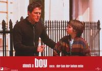 About a Boy - 11 x 14 Poster German Style F